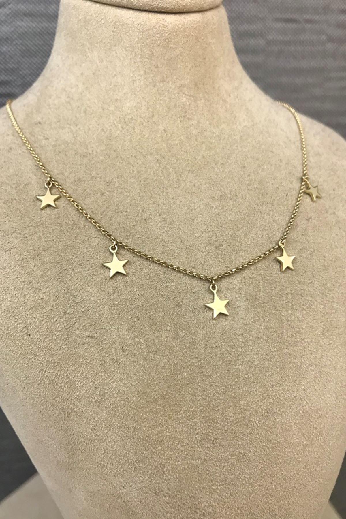 Yıldız Kolye KL0207