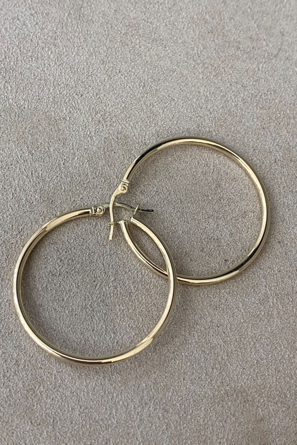 Altın Küpe Y00871