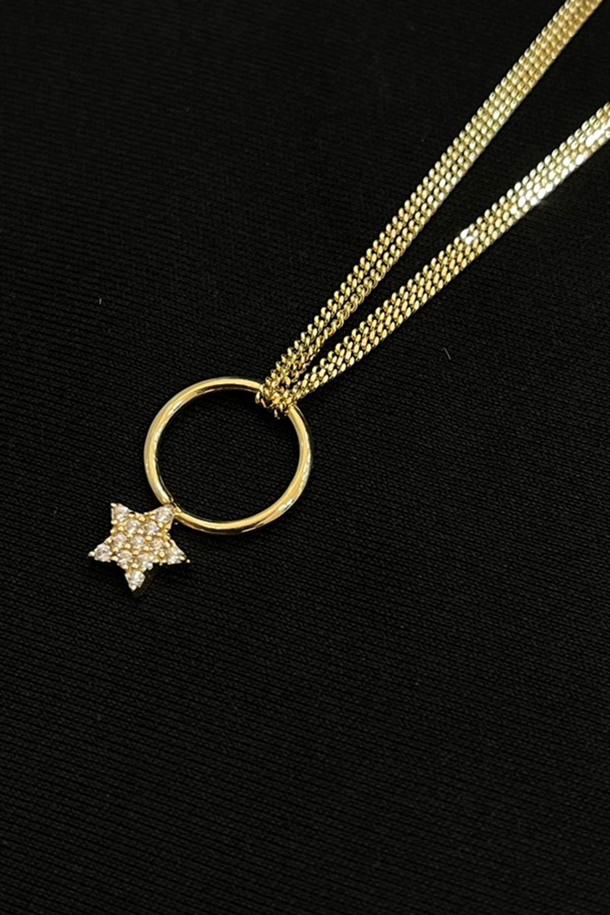 Yıldız Kolye KL0221