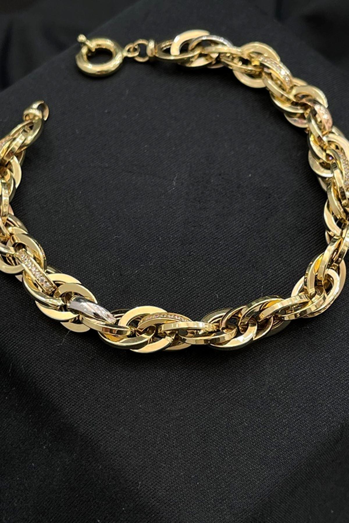Altın Bileklik BL0300